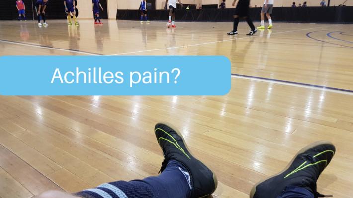 My Achilles Hurts