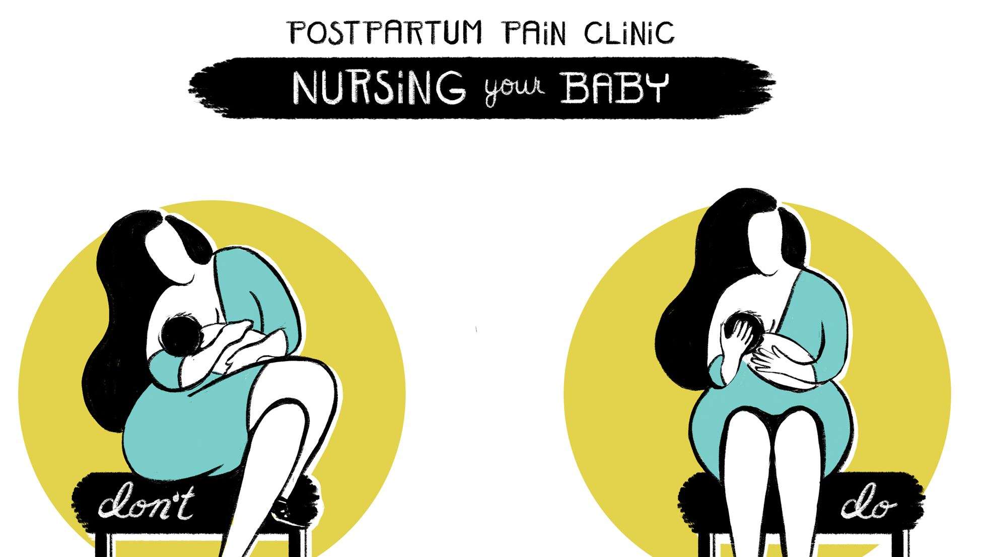 How To Nurse A Baby Without Back And Neck Pain