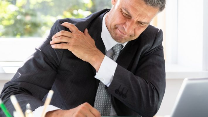 Injury blog: Shoulder impingement